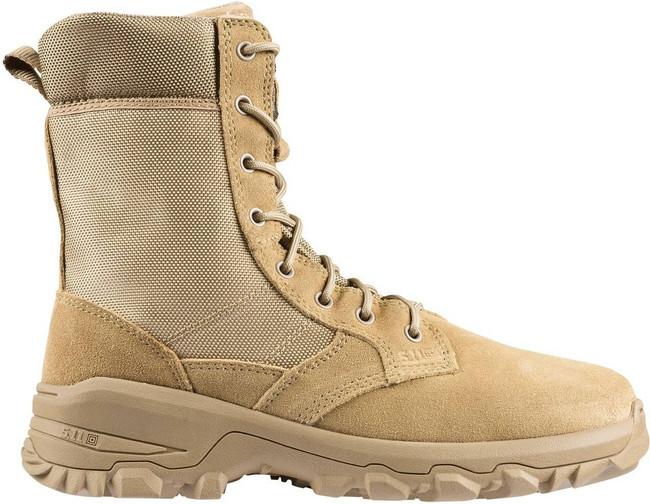 5.11 Tactical Mens Speed 3.0 Side Zip Coyote Boot 12337 12337