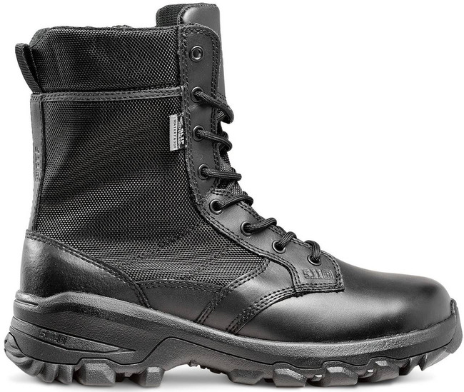 5.11 Tactical Mens Speed 3.0 Side-Zip Waterproof Black Boot 12371 12371