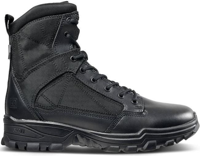 5.11 Tactical Mens Fast-Tac Waterproof 6 Black Boot 12388 12388
