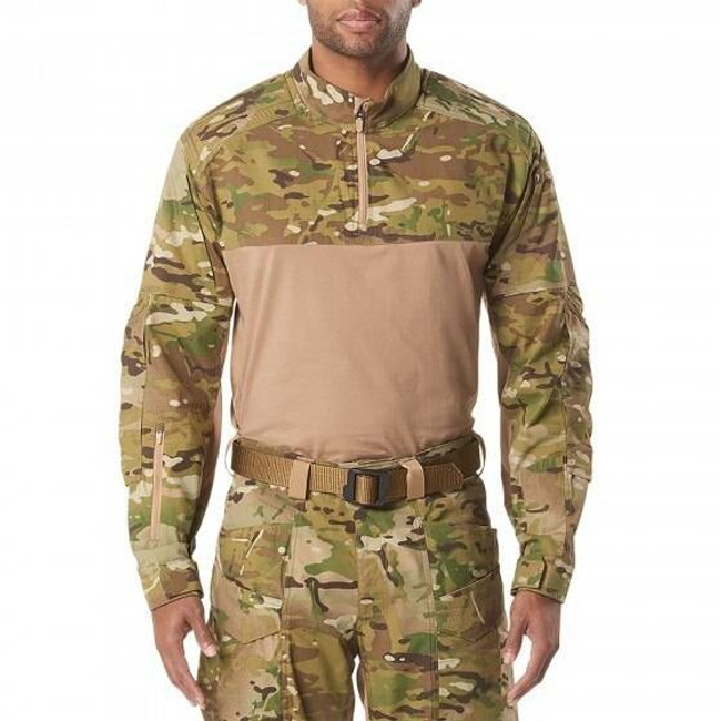 5.11 Tactical Mens XPRT Multicam Rapid Shirt 72094 72094