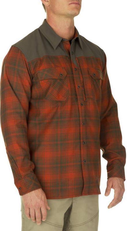 5.11 Tactical Sidewinder Flannel Shirt 72446