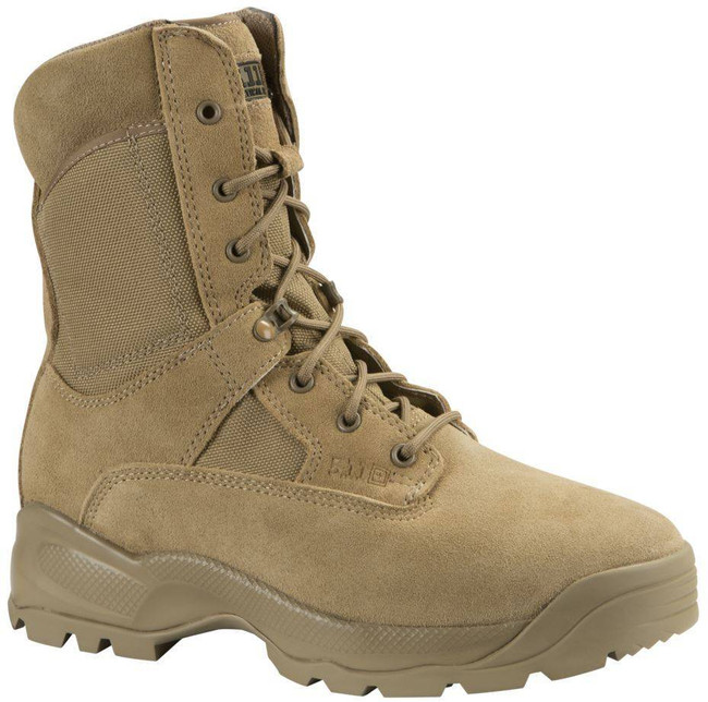 5.11 Tactical ATAC 8 Side Zip Boot Coyote 12110 12110