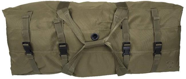 5ive Star Gear GI Spec 4-Strap Zipper Duffle Bag GI-4STRAP-DUFFLE