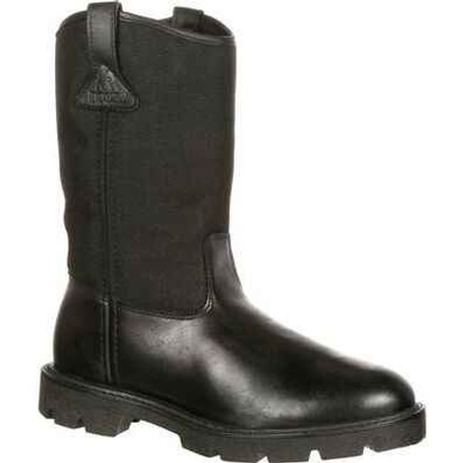 Rocky Pull On Wellington Duty Boots 6300 6300