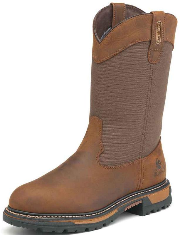 Rocky Ride Insulated Waterproof Wellington Boots 2867 2867
