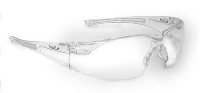Bolle Eyewear Rush Safety Glasses RUSH-BO