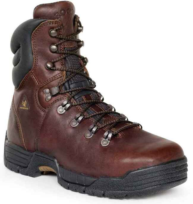 Rocky Steel Toe Oil Resistant Mobilite Work Boot 6115 6115