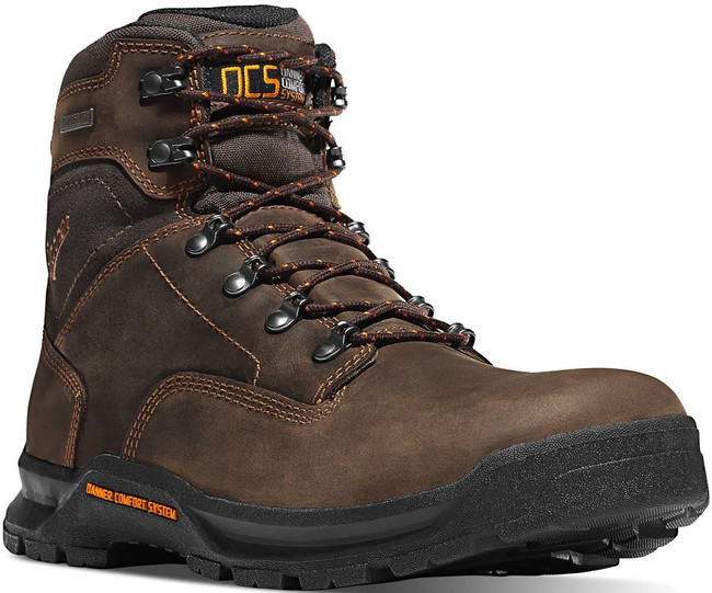 Danner Crafter Brown 6 Boot - NMT 12435
