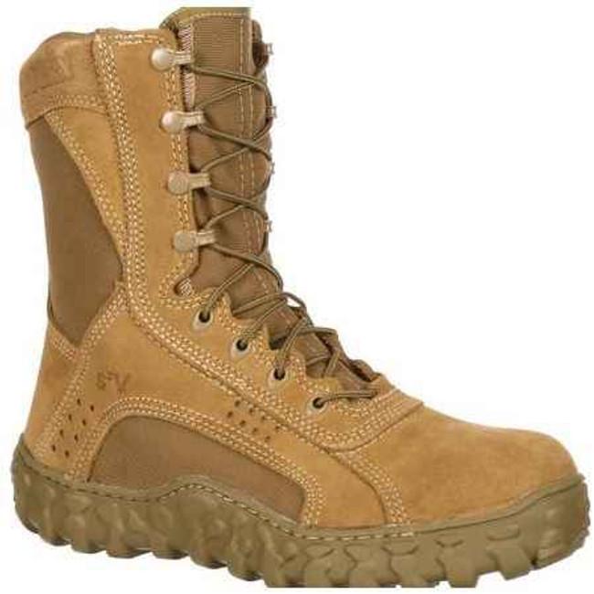 Rocky SV2 Steel Toe Duty Work Boot 6104