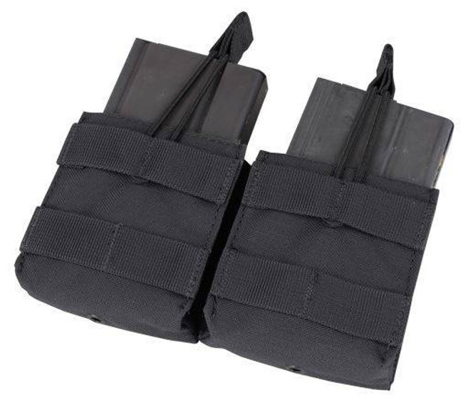 Condor Double Open-Top M14 Mag Pouch MA24