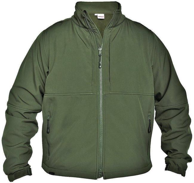 Elbeco SH3509 OD Green Soft-Shell Jacket SH3509