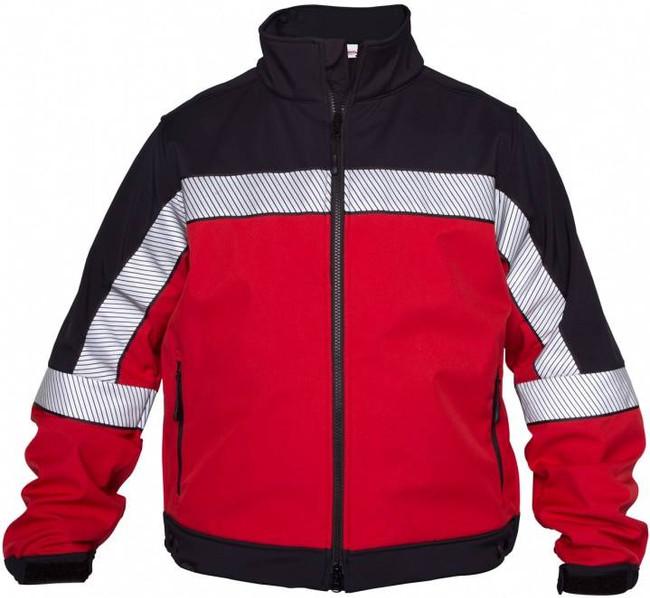 Elbeco Shield Color Block Soft Shell Jacket SC-BLOCK