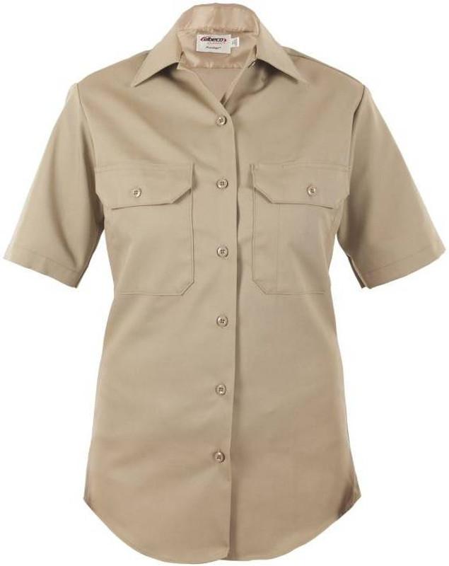 Elbeco Womens LA County Sheriffs Class B S/S Shirt WC-SS-B