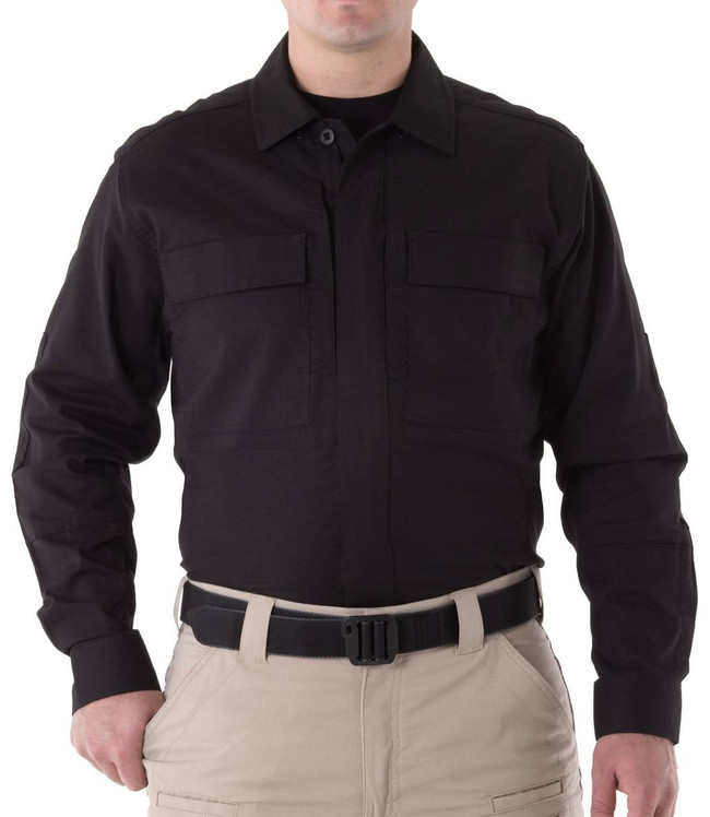 First Tactical Mens V2 BDU Long Sleeve Shirt 111008