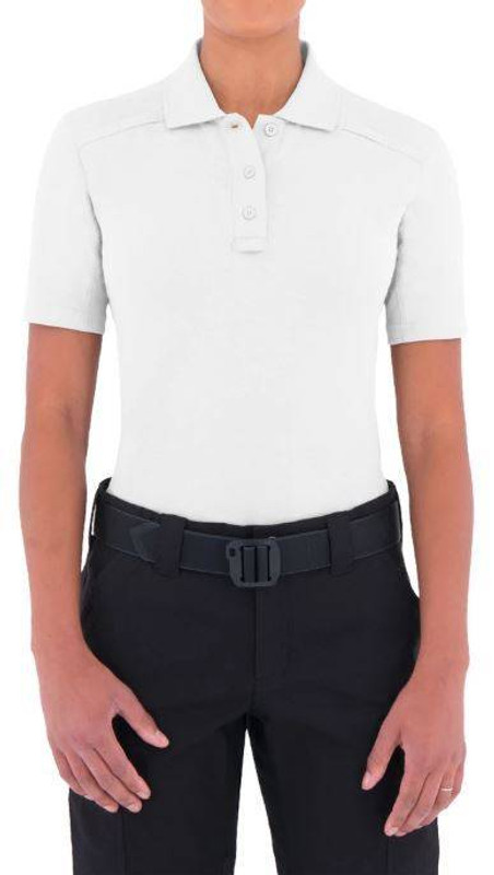 First Tactical Womens Cotton Short Sleeve Polo 122508