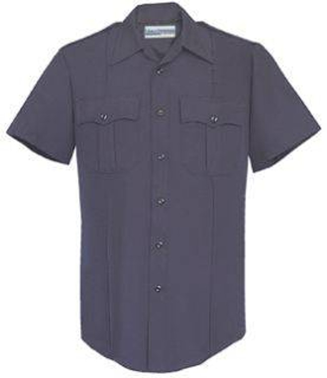 Flying Cross 100percent Polyester Urban Defender Mens Short Sleeve Shirt with Sport Collar UD12000-86