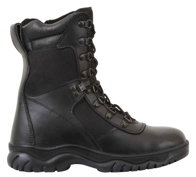 Rothco Forced Entry 8 Tactical Side Zip Boot 5053