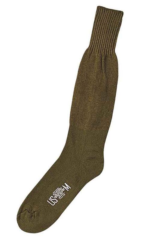 Rothco GI Style Cushion Sole Socks SOLESOCK