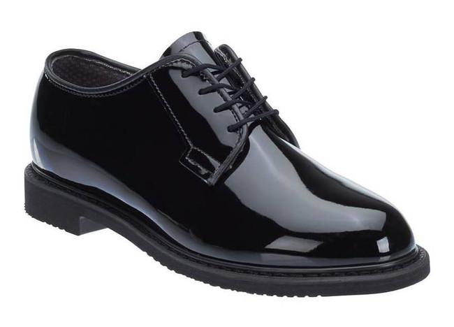 Bates Footwear Mens Lites High Gloss Oxford 00942 00942-BA