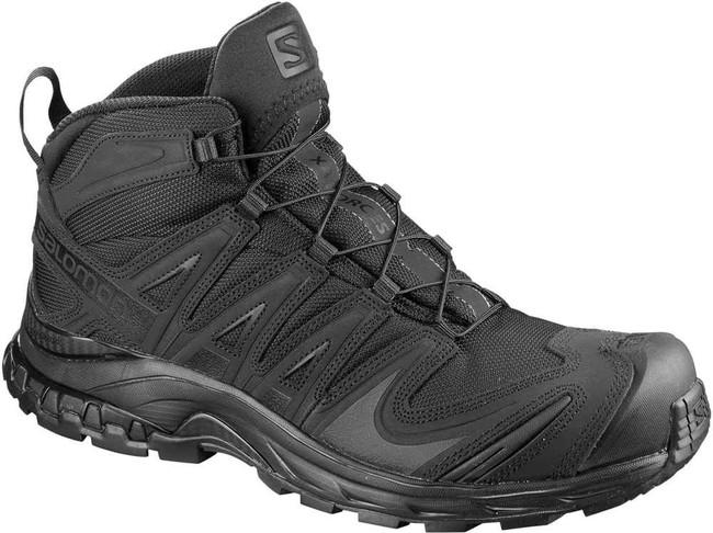 Salomon Mens Black XA Forces Mid Boot L40137700 L40137700