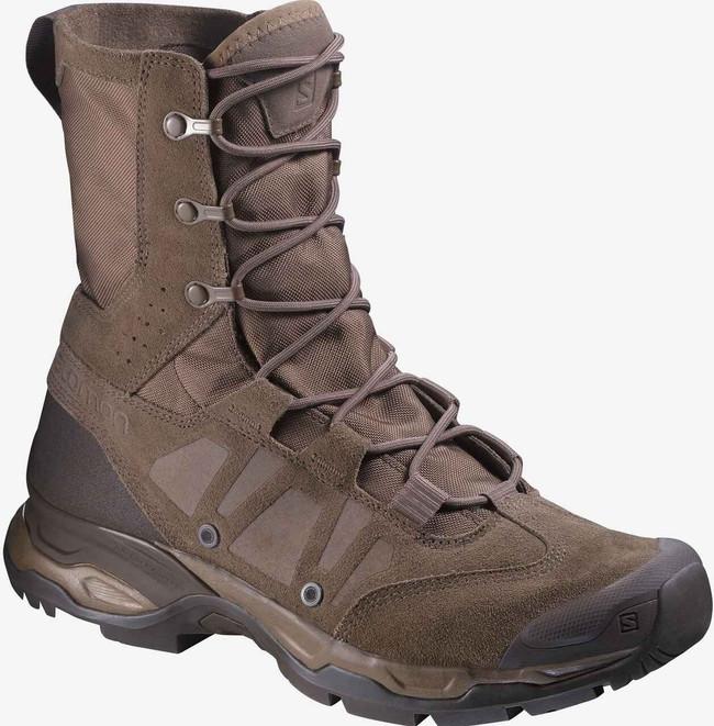 Salomon Mens Burro Jungle Ultra Boot L37950100 L37950100