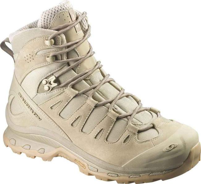 Salomon Quest 4D Forces Boot - Tan L37348200