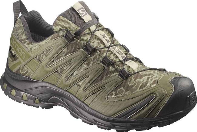 Salomon XA PRO 3D GTX Low Forces Boot - Camo L37348900