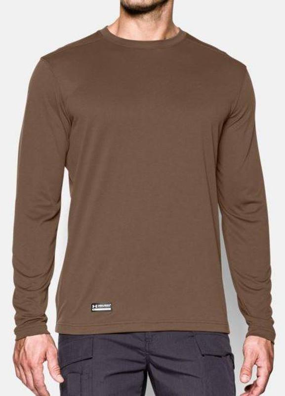 Under Armour 1248196 Men/'s Tactical Tee UA Tech Longsleeve T-Shirt Size S-3XL