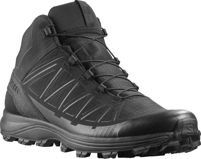 Salomon Men's Black Speed Assault Tactical Boot