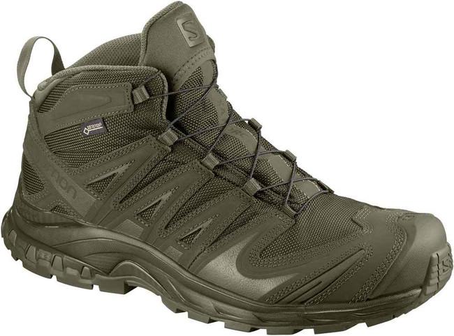 Salomon Mens Ranger Green XA Forces Mid GTX Boot L40142000 L40142000