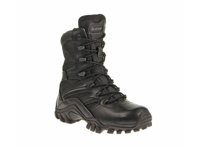 Bates Footwear 8 Womens Side Zip Delta Boot 2748 2748