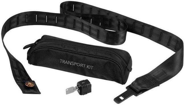 ASP Transport Belt with Rigid Ultra Cuffs 56178-ASP 092608561786