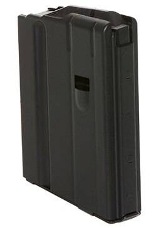 C Products Defense 5 Round .308 Stainless Steel Magazine 5X08041185CPD
