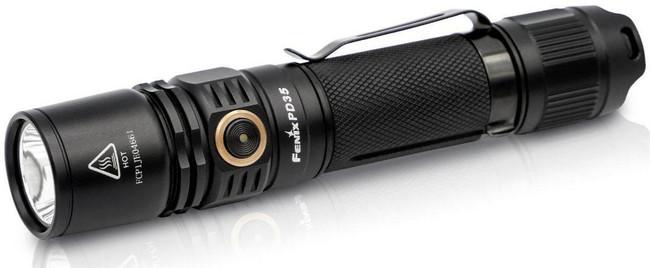 Fenix PD35 V2.0 1,000 Lumen Flashlight PD35V2BK 6942870305592