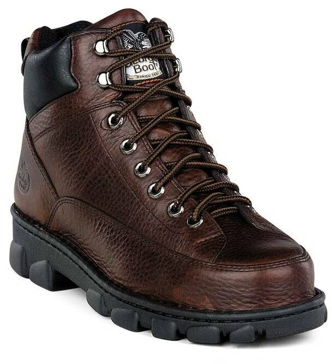 Georgia Boot G6395 Eagle Light Wide Load ST Work Boots G6395