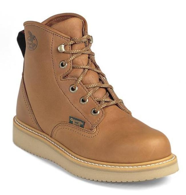 Georgia Boot G6152 Wedge Work Boots G6152