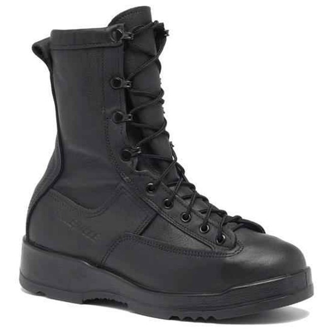 Belleville Boots Waterproof Black Safety Toe Flight and Flight Deck Boot Limited Sizes BELLEVILLE-800