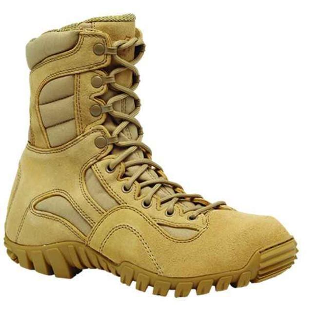 Tactical Research Mens Khyber II Desert Tan Mountain Hybrid Boot TR350