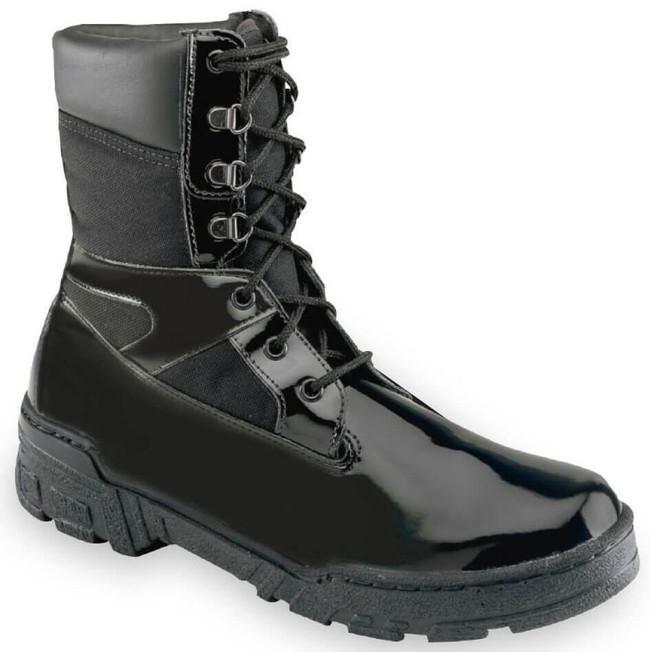 """Thorogood Men's Uniform 8"""" Commando Plus 831-6823 -Outside"""