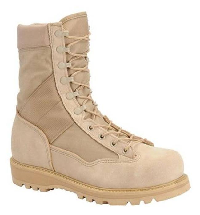 Corcoran Mens 9 Desert Tan Hot Weather Combat Boot 4390