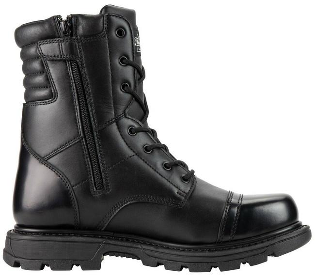 "Thorogood Men's GENFLEX2 8"" Jump Boot Side Zip Boot - Inside"