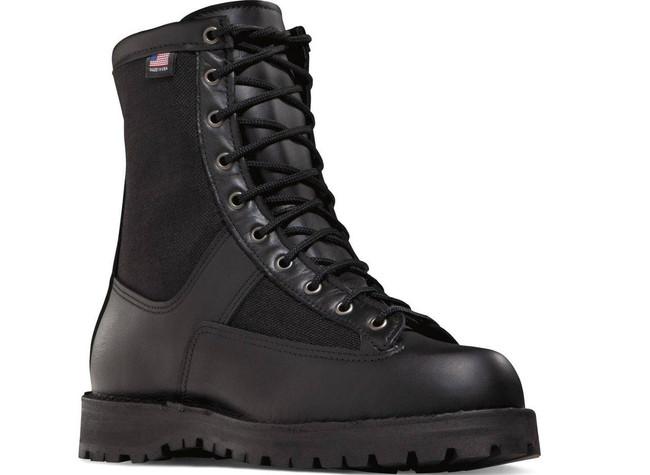 Danner Mens Acadia 8 Black Tactical Boot 21210 21210