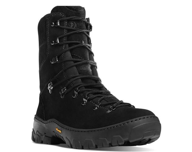 Danner Mens Wildland Tactical Firefighter Black 8 Boot 18050