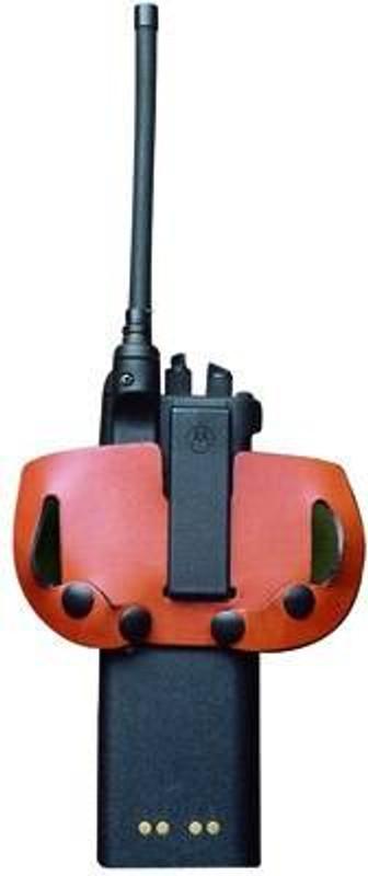 DeSantis Gunhide Radio Holder Belt Style A05
