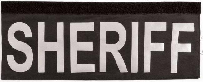 Elbeco Sheriff Meridian ID Panels MERIDIAN-ID-SHERIFF