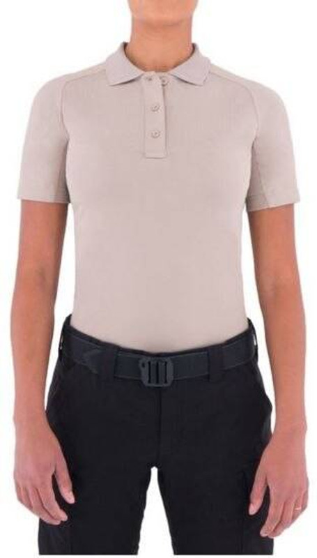First Tactical Womens Short Sleeve Performance Polo 122506