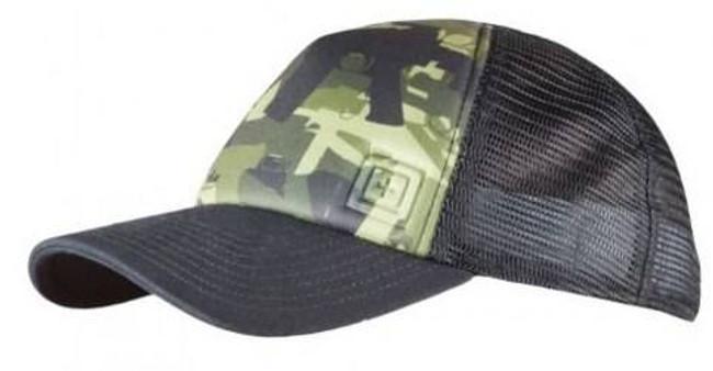 5.11 Tactical Gun Camo Hat 89392 89392