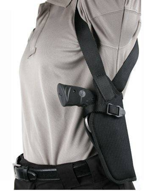 Blackhawk Vertical Shoulder Holster - Without Scope 40VH