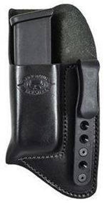 CompTac IWB Leather Concealment Single Mag Pouch C628