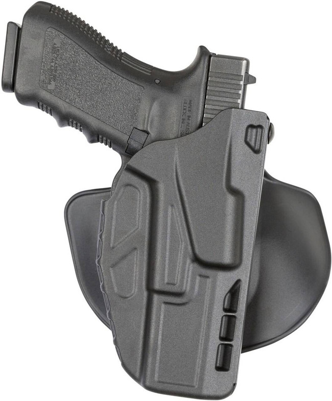 Safariland 7378 7TS ALS Concealment Paddle and Belt Loop Combo Holster 7378